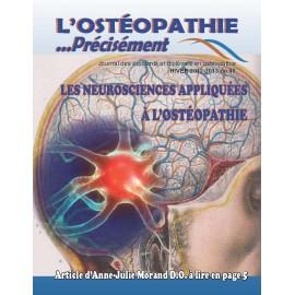 Journal Ostéopathie Précisément No48
