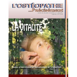 Journal Ostéopathie Précisément No43