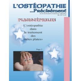 Journal Ostéopathie Précisément No42