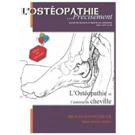 Journal Ostéopathie Précisément No40