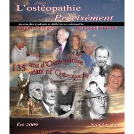 Journal Ostéopathie Précisément No34