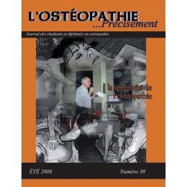 Journal Ostéopathie Précisément No30