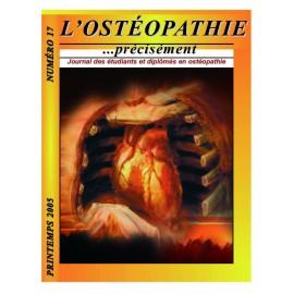 Journal Ostéopathie Précisément No17