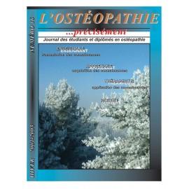 Journal Ostéopathie Précisément No16