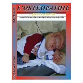 Journal Ostéopathie Précisément No12