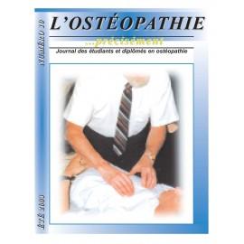 Journal Ostéopathie Précisément No10