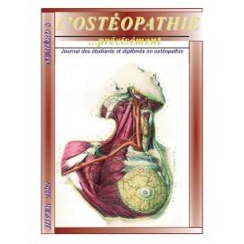 Journal Ostéopathie Précisément No8