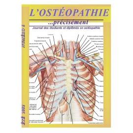 Journal Ostéopathie Précisément No6